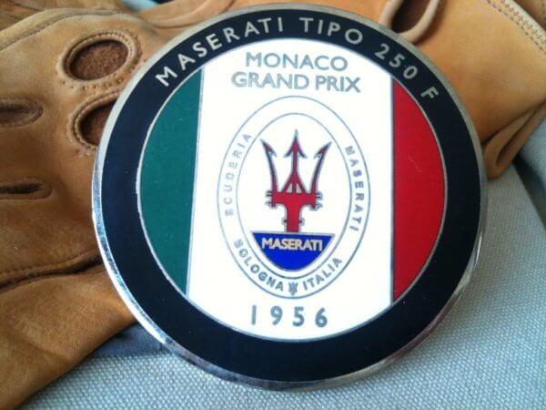 Maserati Tipo 250 F